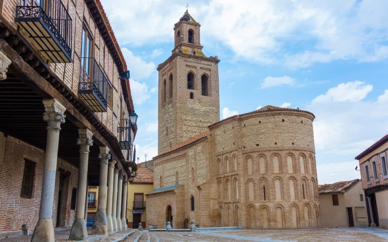 Centro de Arévalo, Ávila