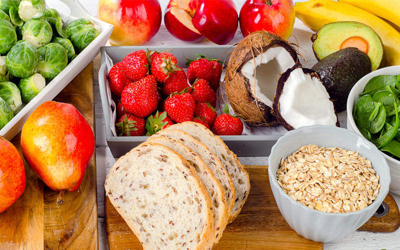 Astenia primaveral: alimentos recomendados