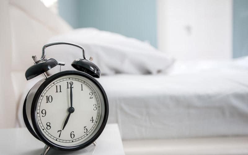 Astenia primaveral: rutina de sueño