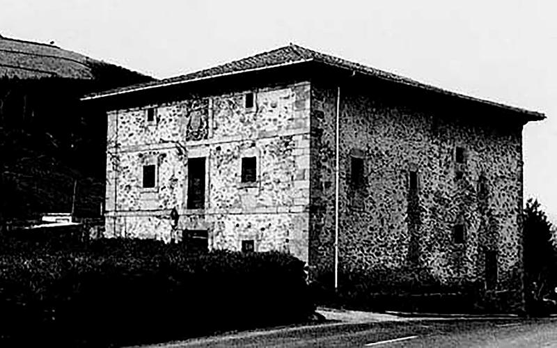 Palacio de Loizaga del siglo XVII