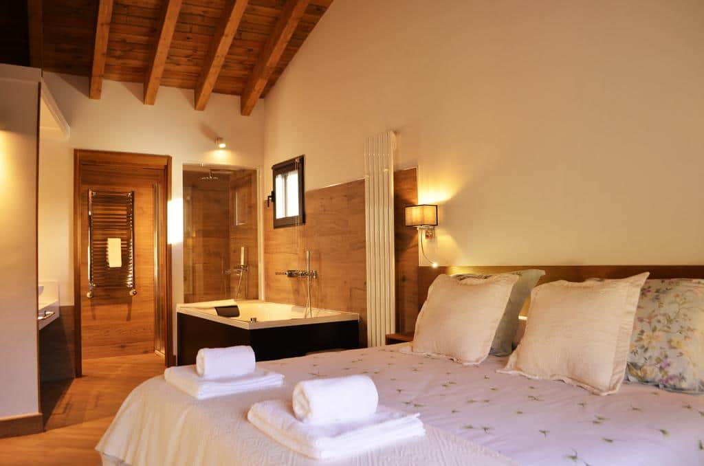 dormir avila hotel molino maria justina
