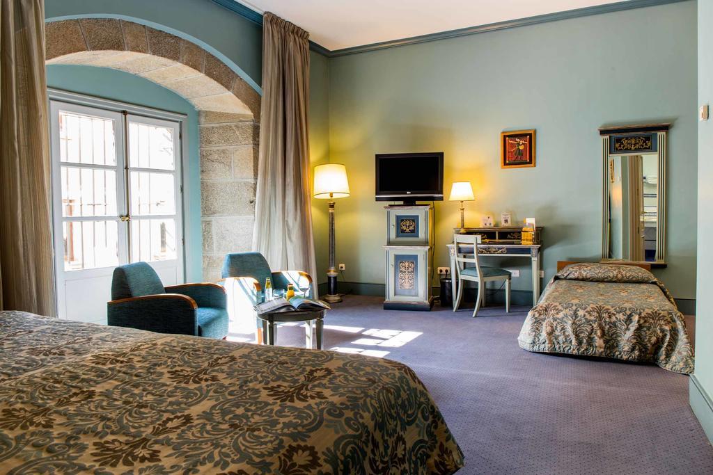 dormir avila hotel palacio velada