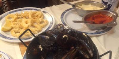 comer tossa mar restaurante bahia