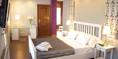 dónde dormir en Bailén