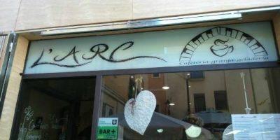 Comer Montblanc bar arc
