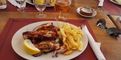Comer San Miguel Balansat bar costa