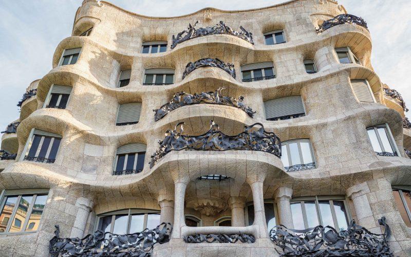 Casa Milà o Pedrera