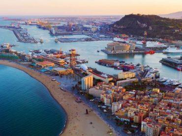 Barcelona cerrará sus playas en la Noche de San Juan