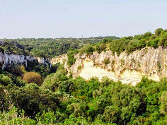 Barranco de Algendar – Menorca