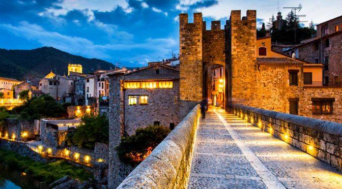 6 Impresionantes Pueblos Medievales en Cataluña