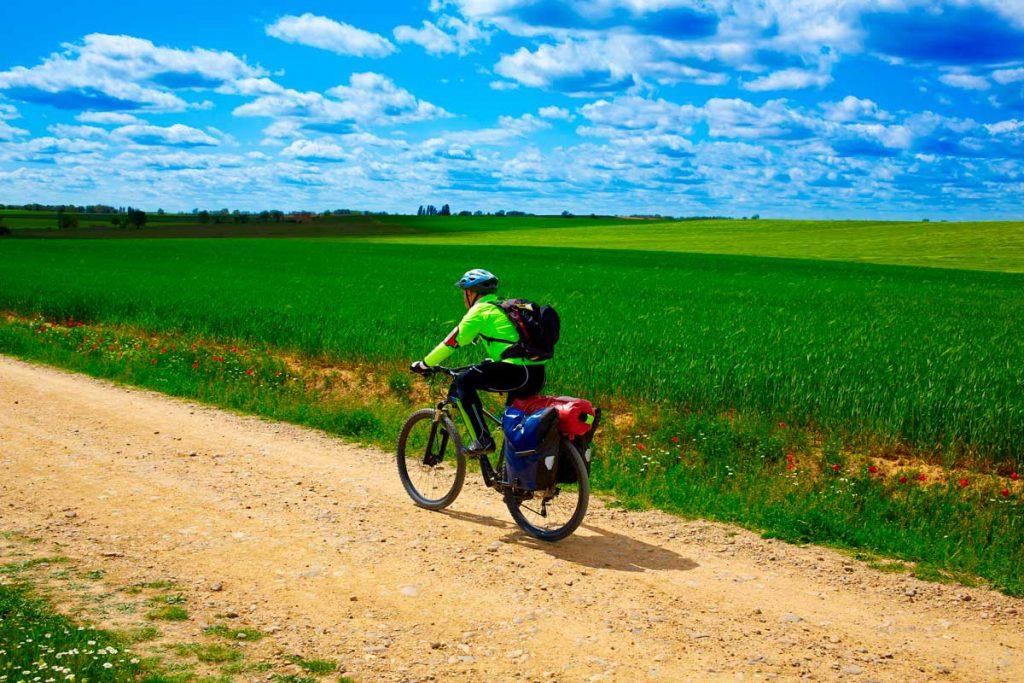 Le chemin de compostelle bicyclette l 39 espagne fascinante - Quelle est la meilleure peinture pour plafond ...
