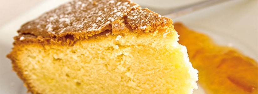 receta bizcocho sin gluten