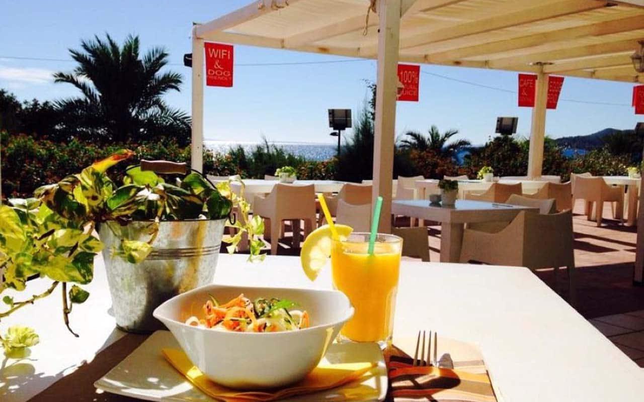 comer playa den bossa restaurante buena onda