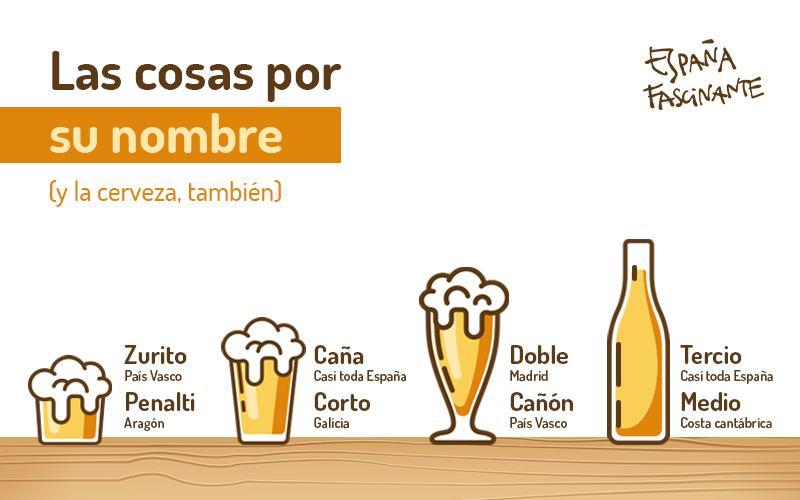 cerveza por España