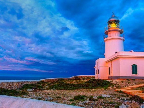 Cabo de Cavallería – Menorca