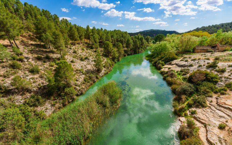 Hoces del río de Cabriel