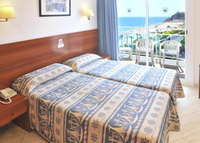 Dónde dormir en Calella