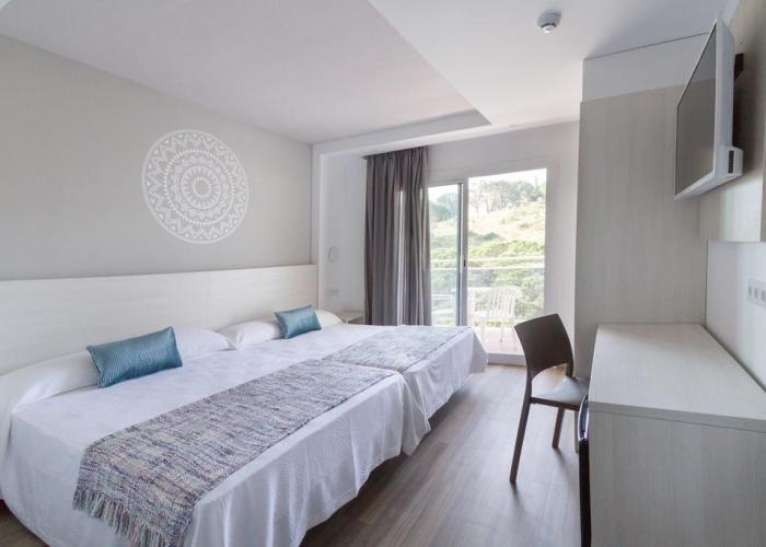 dormir calella hotel oasis plark splash