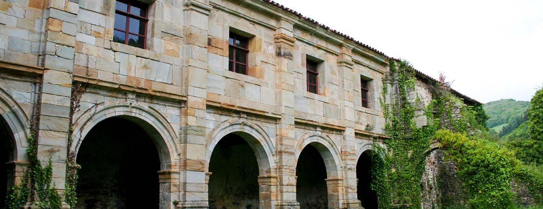 Panorámica que ver en Tineo y el Monasterio de Obona