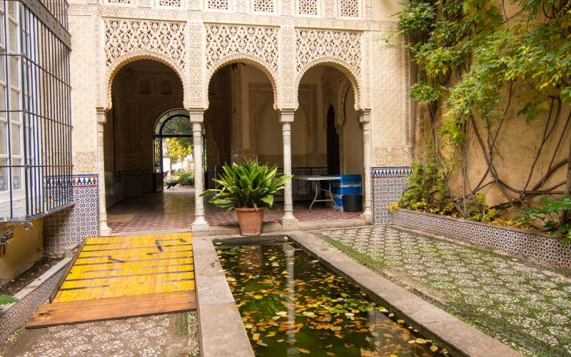 Camern de los Mártires Granada