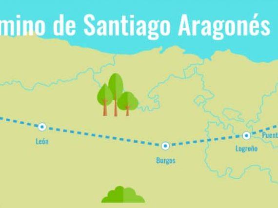 Camino Aragonés: legendario y olvidado