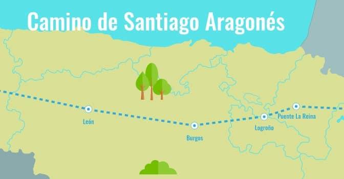 Aragonese Way to Santiago