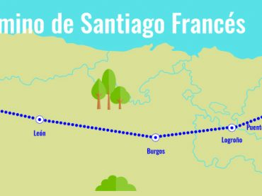 Camino Francés.