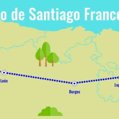 Camino Francés, la ruta que hizo al fenómeno