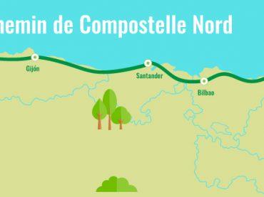 Chemin du Nord à Compostelle «Par plages et falaises»