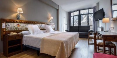 Dónde dormir en Candanchú