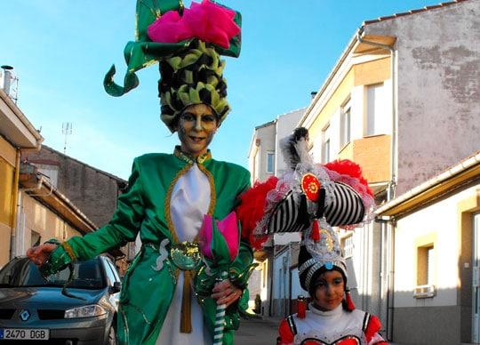 carnaval baneza