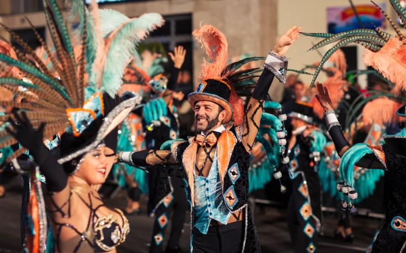 Carnavales de Santa Cruz de Tenerife en 2018