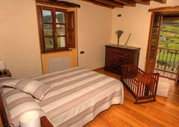 dormir lourenzana casa penela