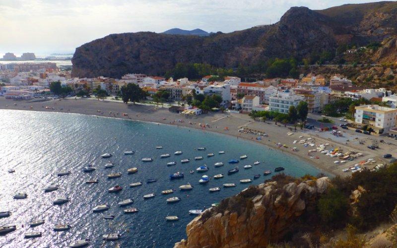 Playa del Sotillo-Castell de Ferro