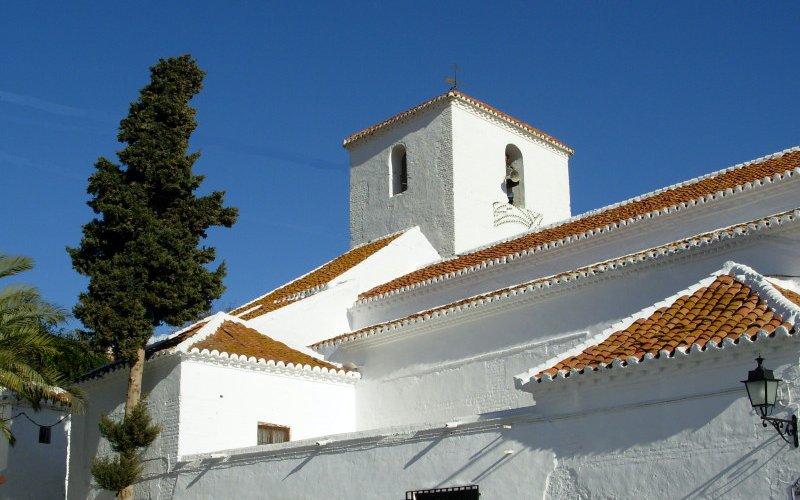 Iglesia de San Miguel en Gualchos