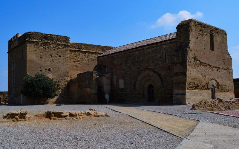 Castell de Gardeny en Lleida