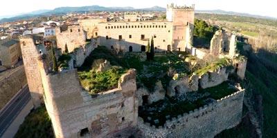 Castillo Palacio de Escalona