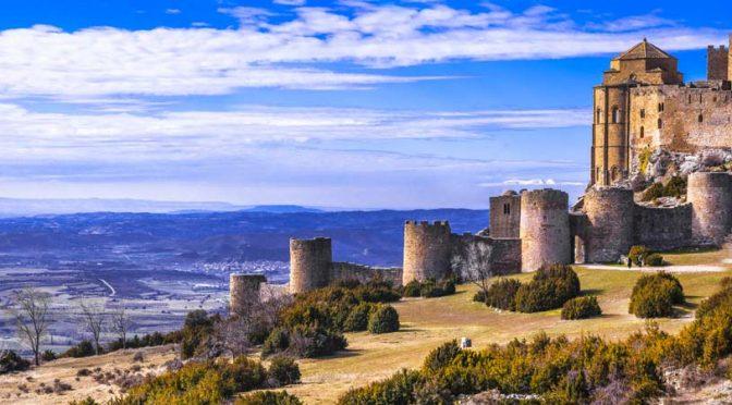 Les châteaux les plus fascinants de Huesca
