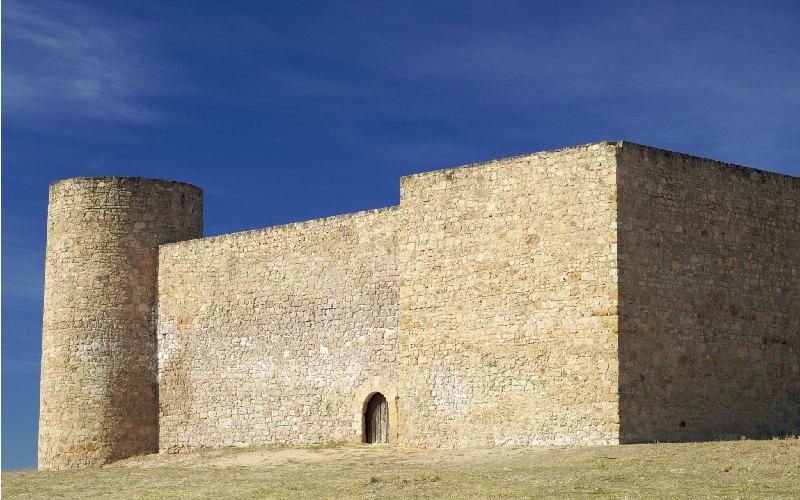 Castillo de Medinaceli en la A-2