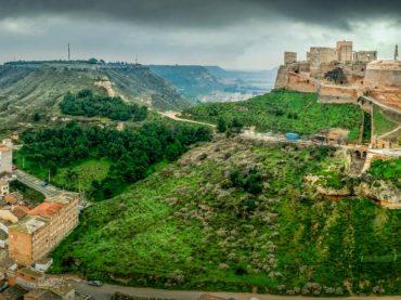 El castillo de Monzón, último reducto templario de Aragón
