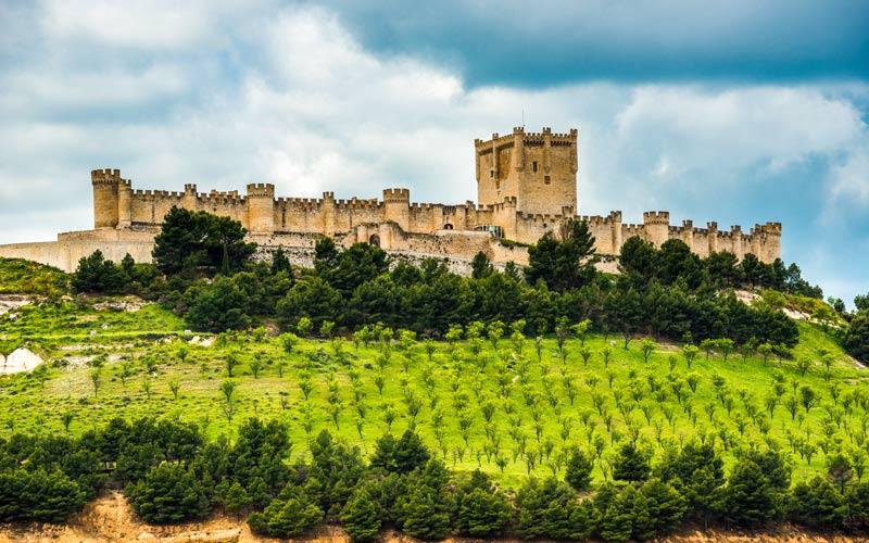Castillo de Peñafiel A-1