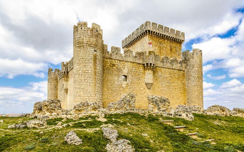 Castillos Románicos en castilla y león