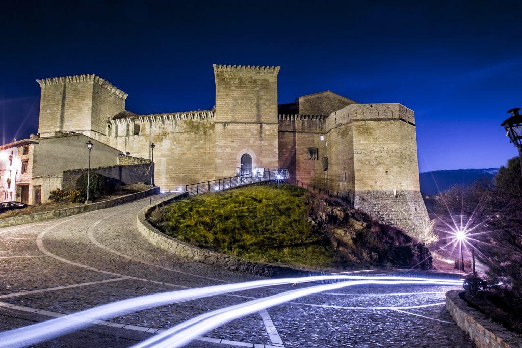 Castillo de Rubielos de Mora