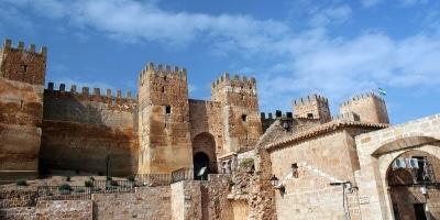 castillo banos encina