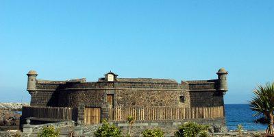 Castillo San Juan Bautista tenerife