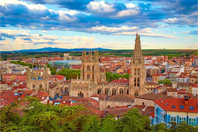 catedrales del camino francés