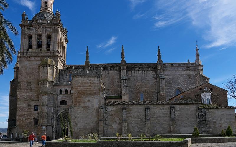 Catedral de Coria