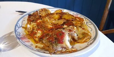 Comer Sant Feliu Guixols cau pescador