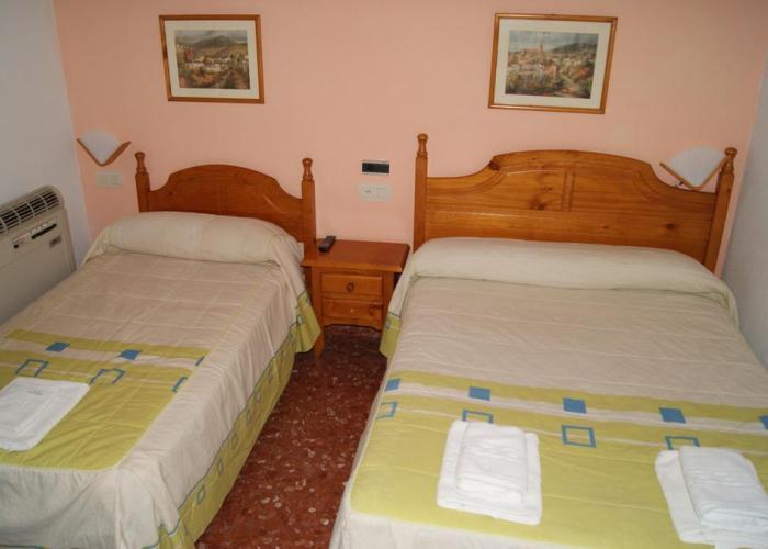 dormir cazorla hotel al andalus