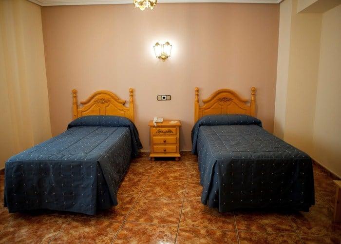 dormir cazorla hotel guadalquivir